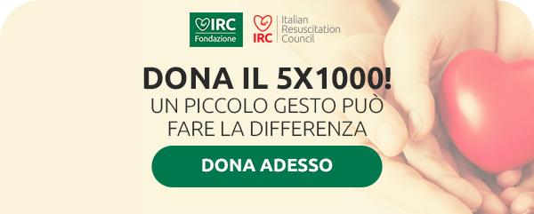 Dona il tuo 5×1000 alla Fondazione IRC