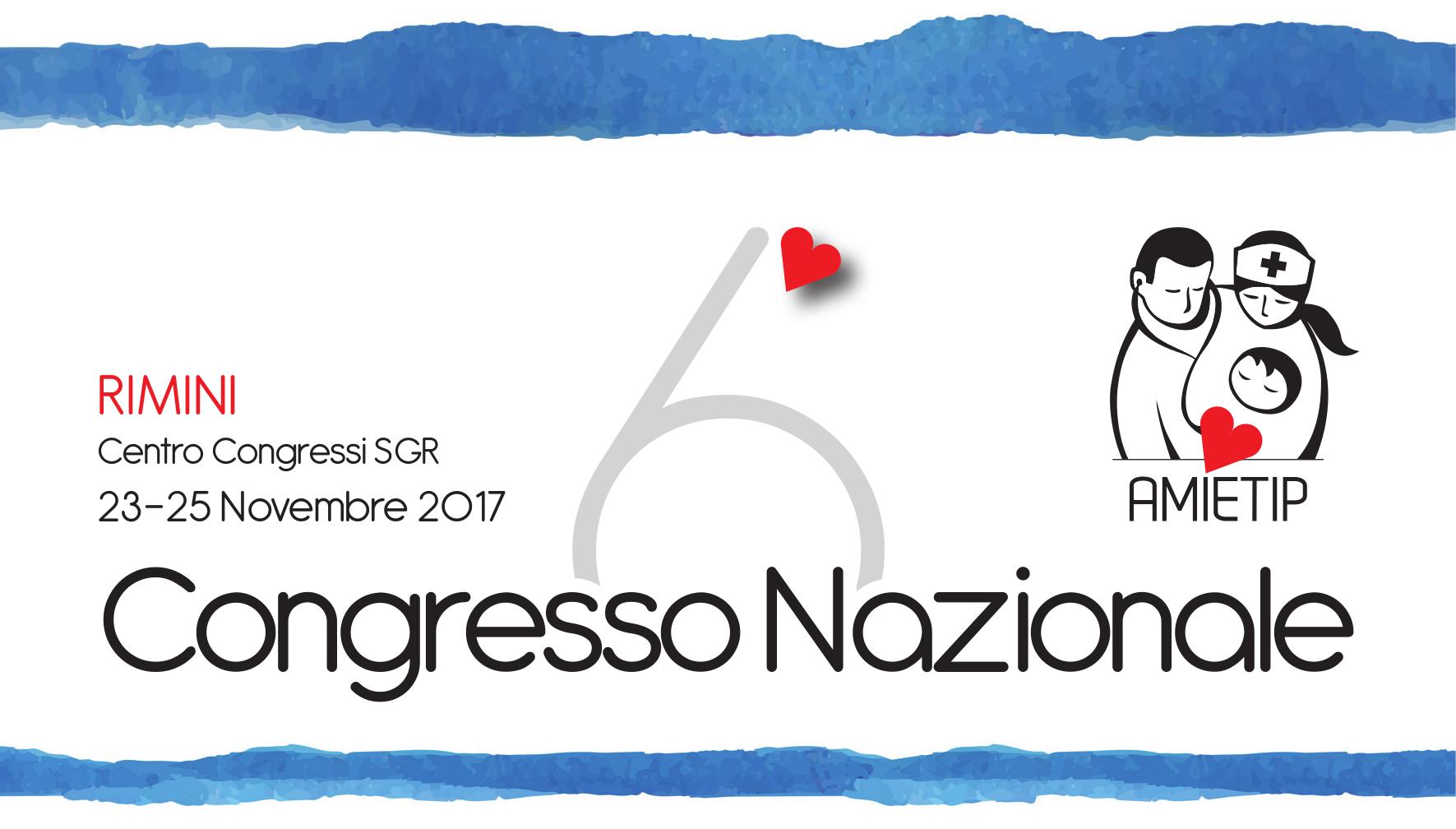 6° Congresso Nazionale AMIETIP 2017