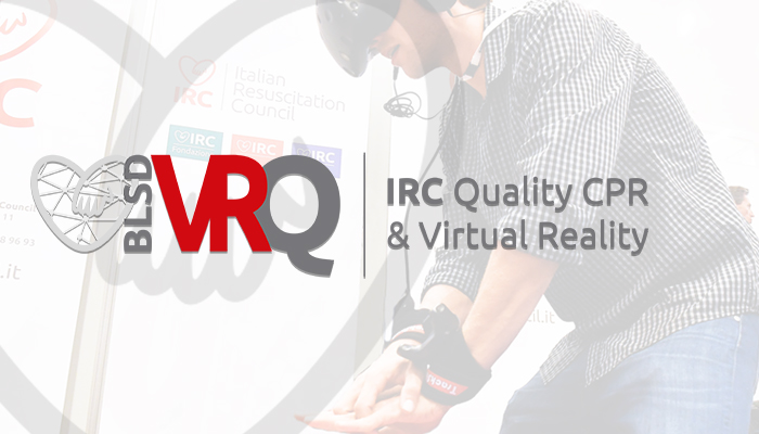 "Nuovo corso BLSD ""Quality CPR & Virtual Reality"""