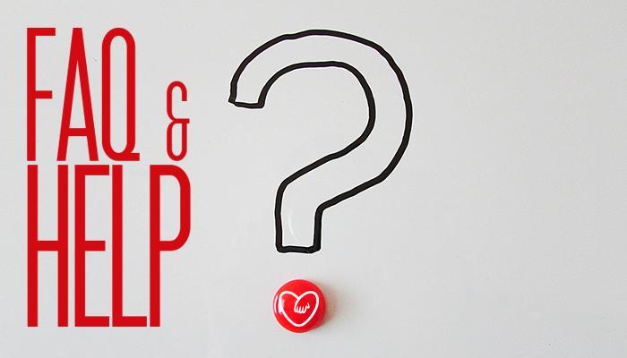 FAQ & HELP